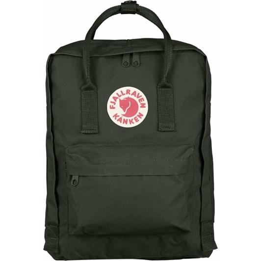 Fjallraven Kanken Deep Forest Backpack