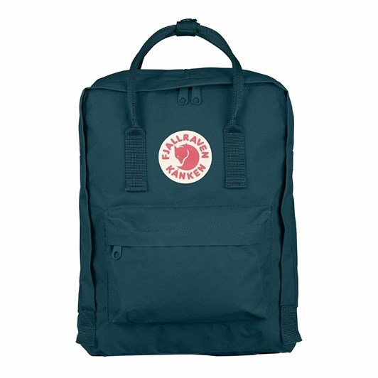 Fjallraven Kanken Glacier Green Backpack