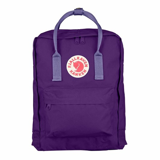 Fjallraven Kanken Purple Violet Backpack