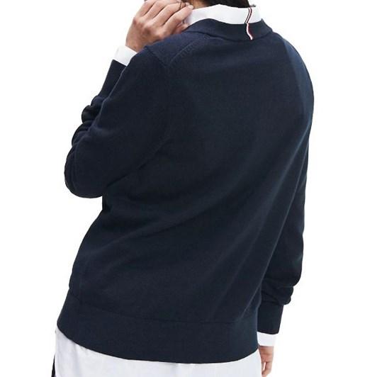 Tommy Hilfiger Essential Signature Branding Organic Cotton Jumper