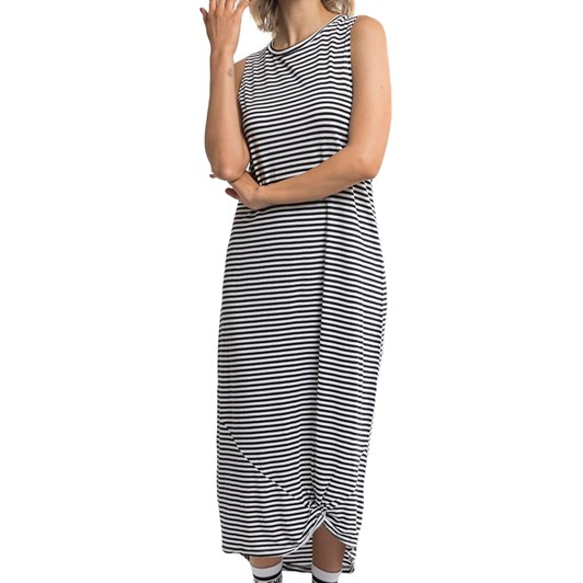 Silent Theory Twisted Maxi Tank Dress