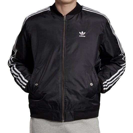 Adidas Padded Bomber Jacket
