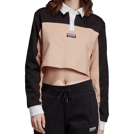 Adidas Cropped Polo
