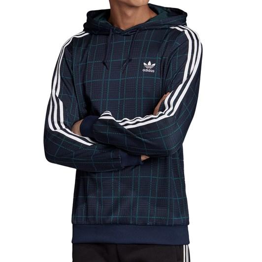 Adidas Tartan Hoody