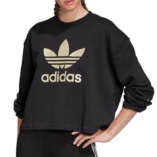 Adidas Lg Crew Sweatshirt