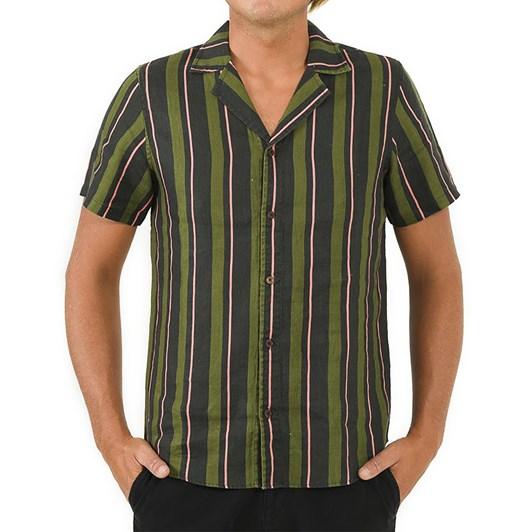 Mr Simple Aloha S/S Shirt