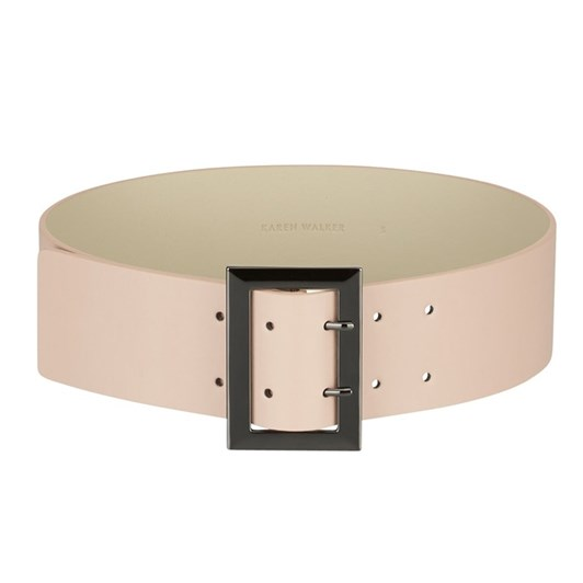 Karen Walker Leather Waist Belt