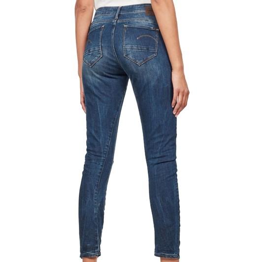 G-Star Arc 3D Mid Skinny Jeans