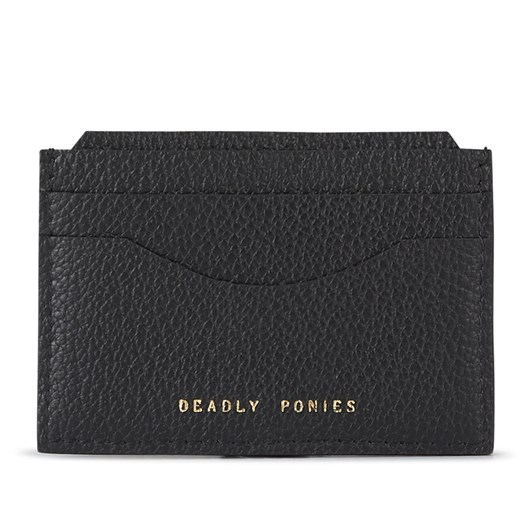 Deadly Ponies Card File