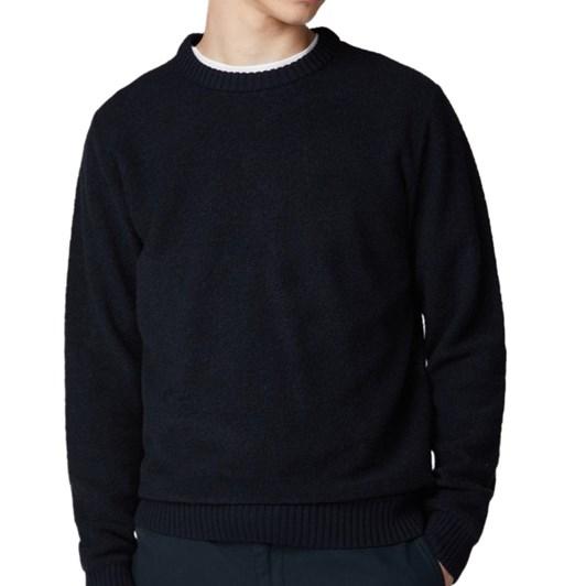 Ben Sherman Boucle Knit