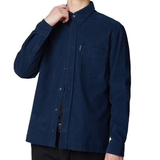 Ben Sherman Long Sleeve Cord Overshirt
