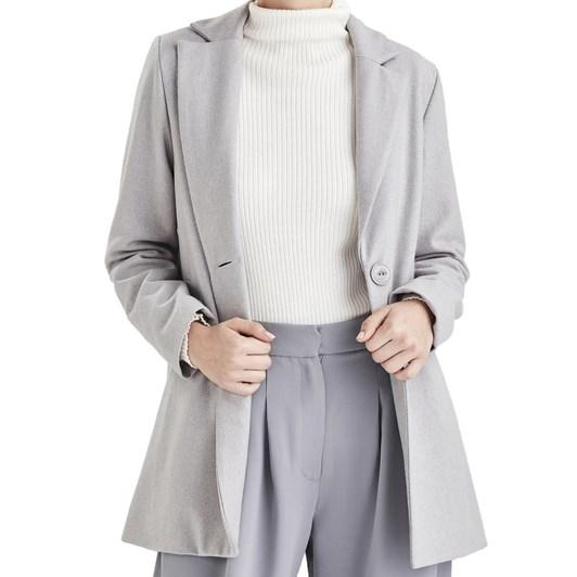 Juliette Hogan Wednesday Coat