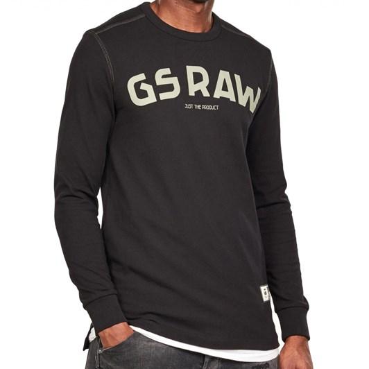 G-Star Gsraw Gr R L/S T-Shirt