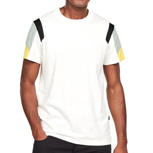 G-Star Motac Fabric Mix R S/S T-Shirt