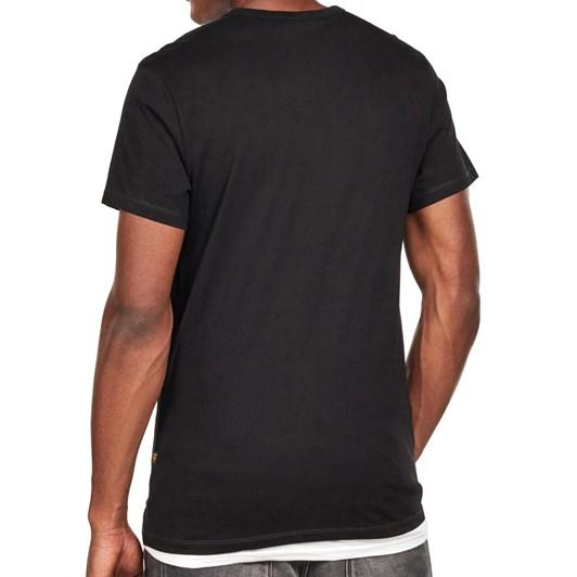 G-Star Originals Logo Gr R S/S T-Shirt