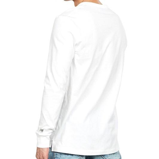 G-Star Shields Gr R L/S T-Shirt
