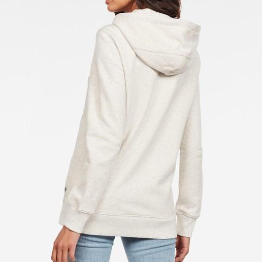 G-Star Boyfriend Dialw Gr L/S Hooded Sweatshirt Wmn