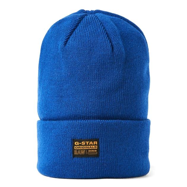 G-Star Effo Beanie Long - racing blue