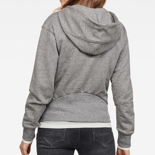 G-Star Fyx Biker Hooded L/S Sweatshirt Wmn