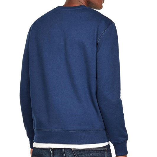 G-Star Originals Logo Gr R L/S Sweatshirt