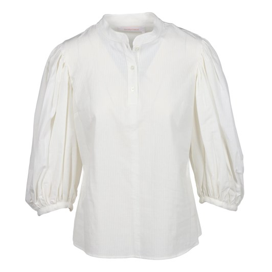 See By Chloe Textured Shirting Poplin Top