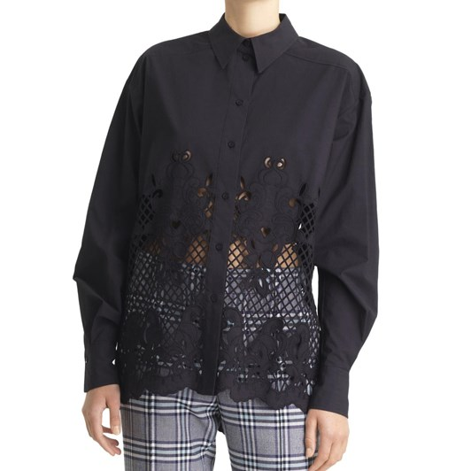 See By Chloé Embroidered Shirt