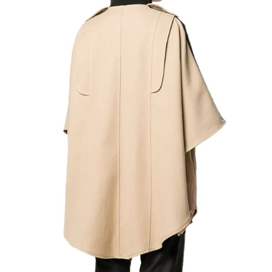 See By Chloé Button-Up Cape