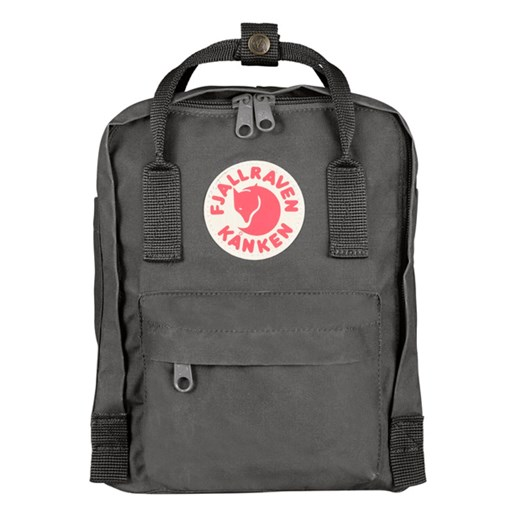 Fjallraven Kanken Mini Super Grey Backpack