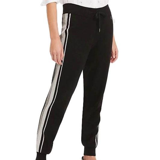 Tommy Hilfiger Metallic Sidestripe Drawstring Trousers