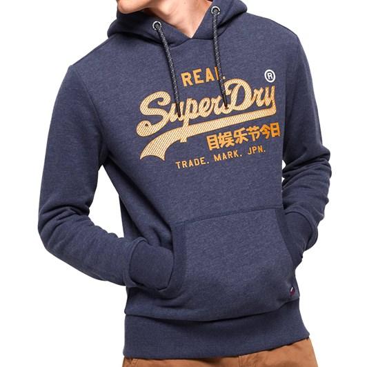 Superdry Vintage Logo Racer Hood