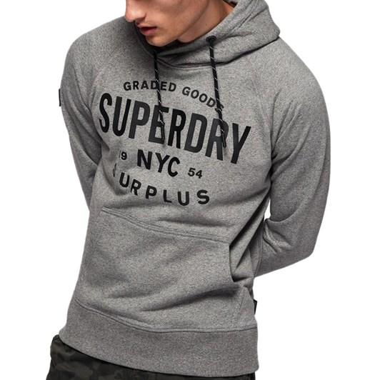Superdry Surplus Goods Graphic Hood