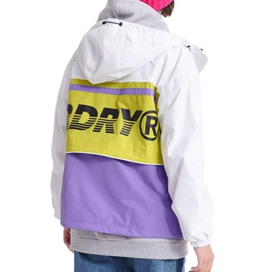 Superdry Colour Block Track Jacket
