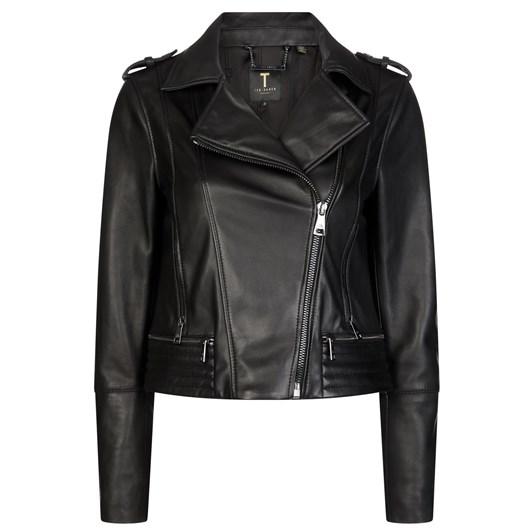 Ted Baker Zip Biker Jacket