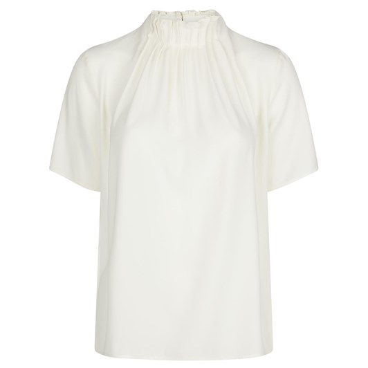 Ted Baker LUNIAA High Neck Frill Detail Top