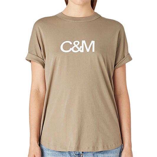 C & M Huntington Tee