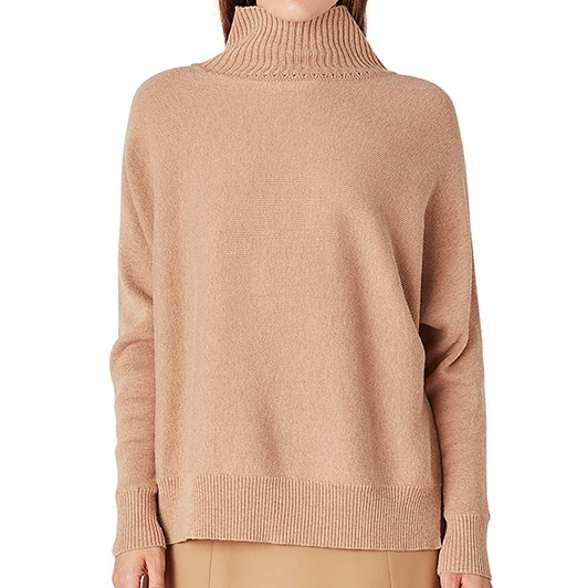 C & M Huxley Oversized Turtleneck