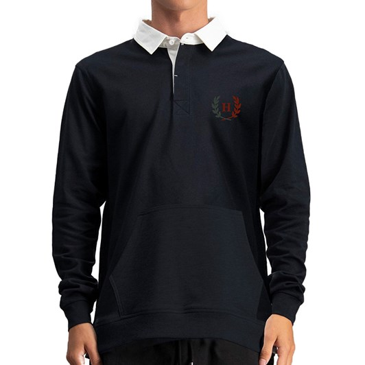 Huffer Laurel Rugby Polo