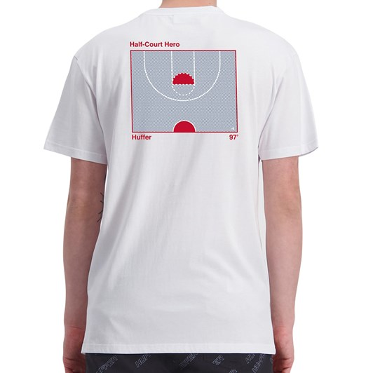 Huffer Sup Tee / Half Court Hero