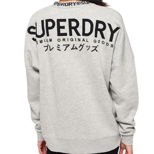 Superdry Kura Crew Sweatshirt