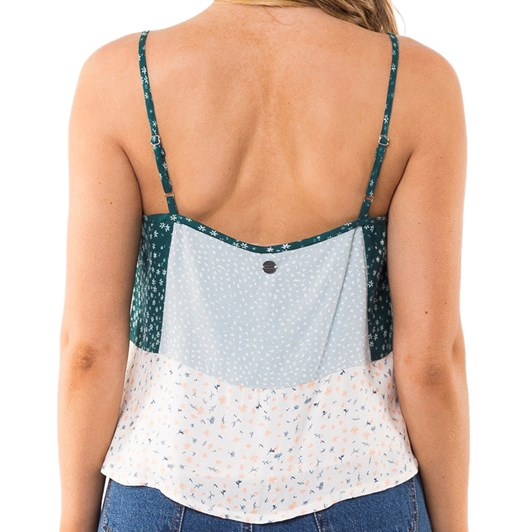 All About Eve Prairie Patchwork Cami