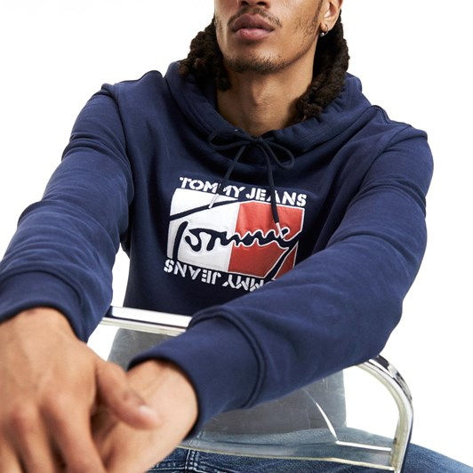 Tommy Jeans Essential Tommy Jeans Logo Hoodie