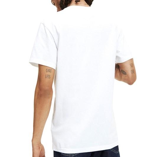Tommy Jeans Signature Logo Appliqué Cotton Jersey T-Shirt