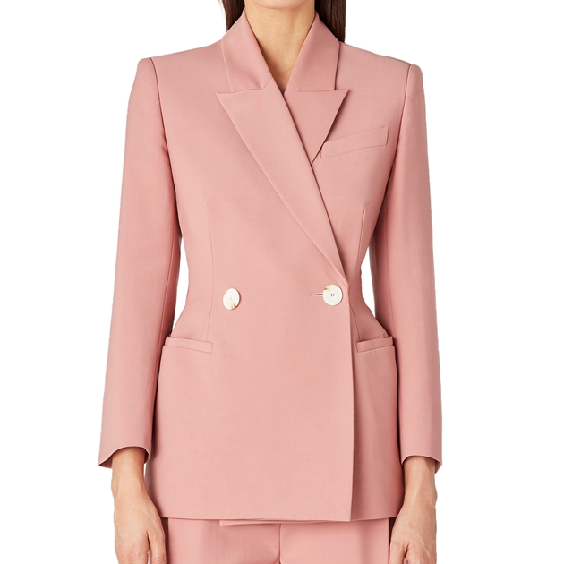 Camilla And Marc Wynonna Jacket - rose