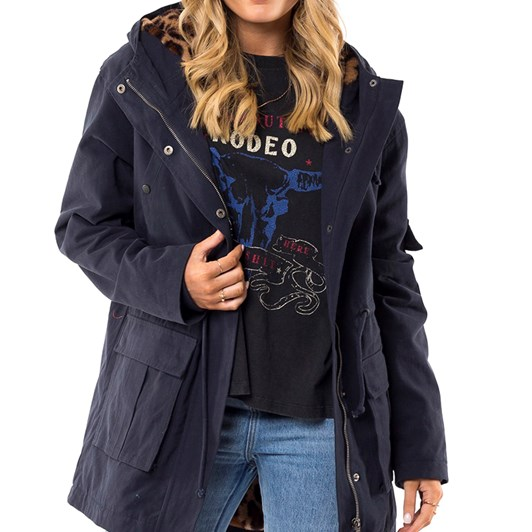 All About Eve Hybrid Utility Jacket