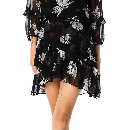 Blak Eve Skirt