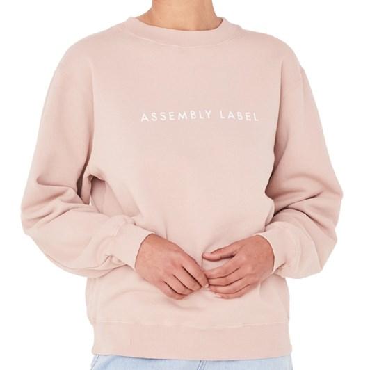 Assembly Label Logo Fleece Womens