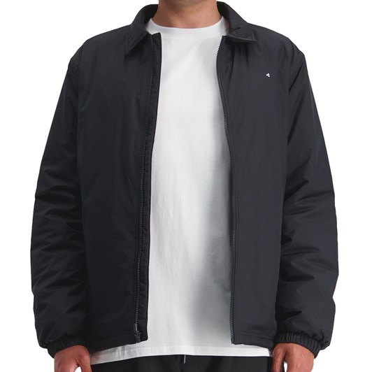 Huffer Quilted Coaches Jacket