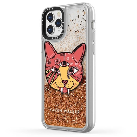 Karen Walker Magic Cat iPhone Case