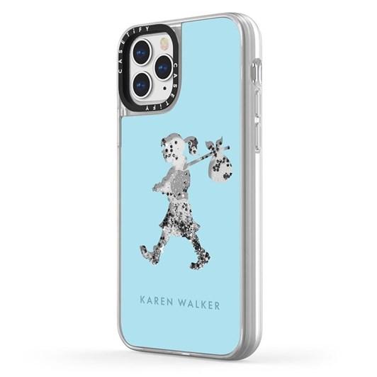 Karen Walker Runaway iPhone Case