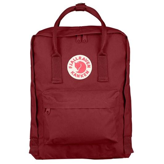 Fjallraven Kanken Ox Red Backpack